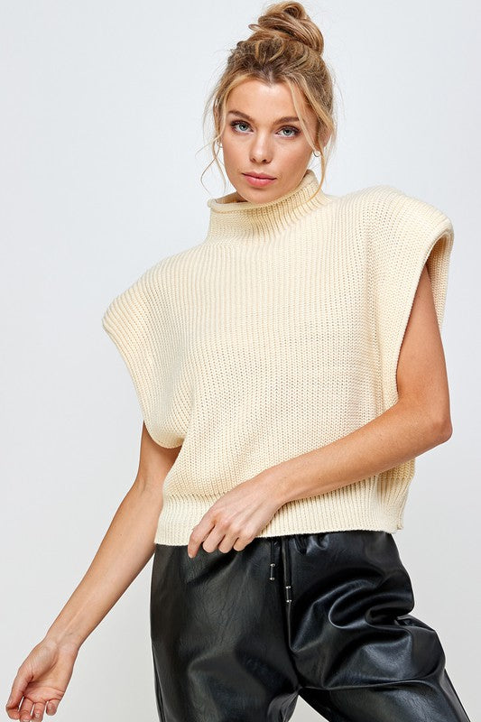 Zamora Sweater Top