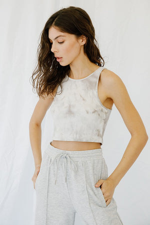 Skye Ribbed Crop Top