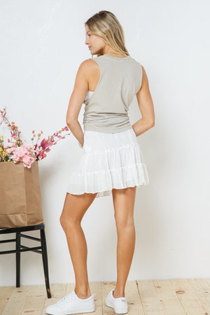 Paxton Mini Skirt