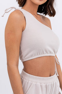 Hallie Crop Top