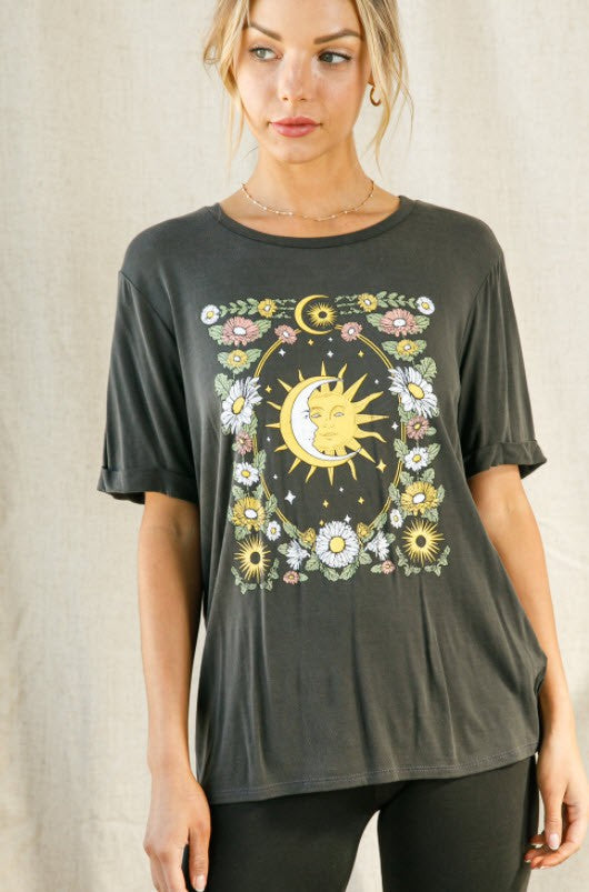 Solar Eclipse Graphic Tee