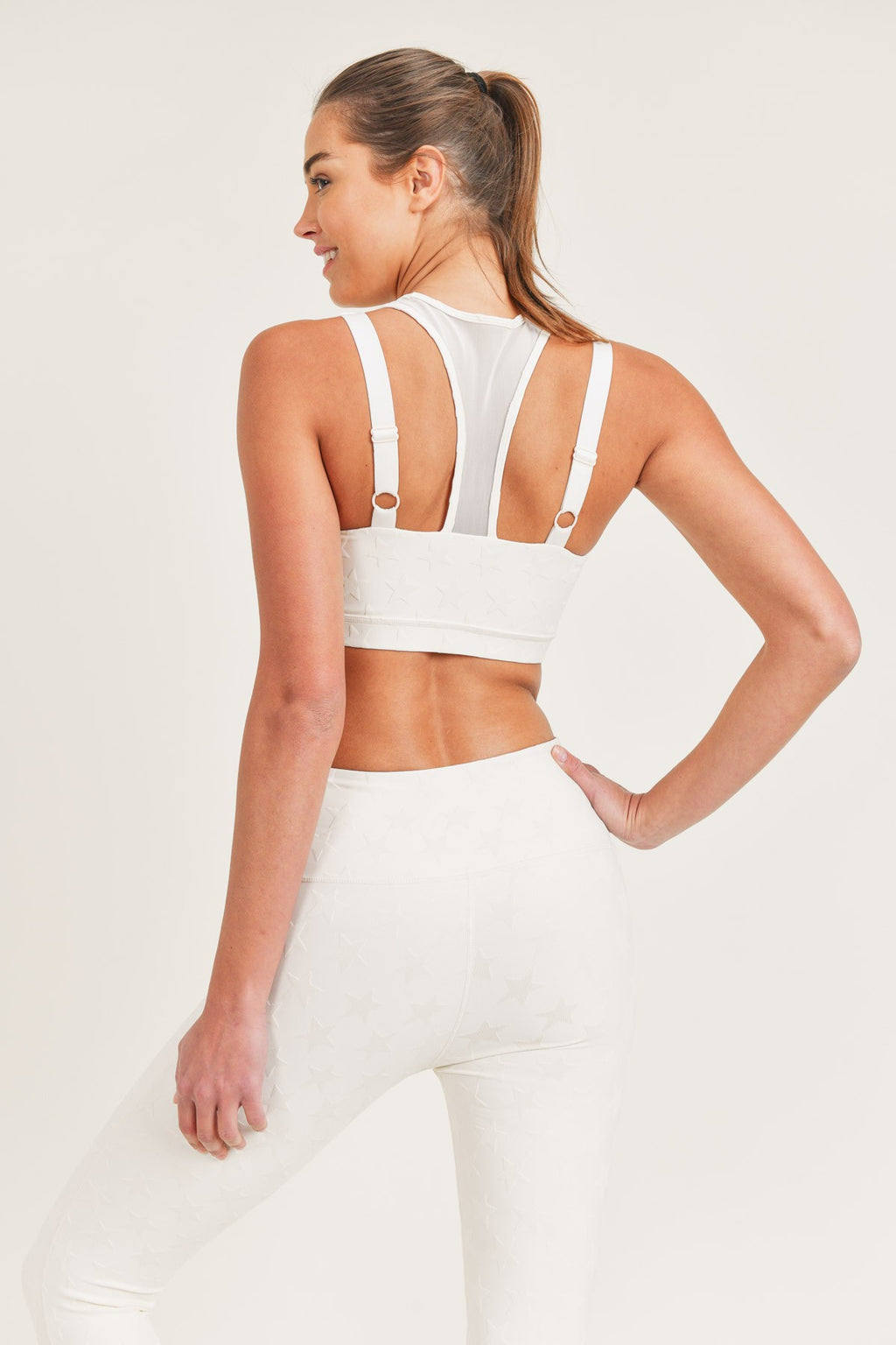 Synergy Mesh Sports Bra