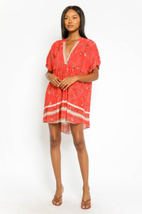 Saffron Tunic Dress