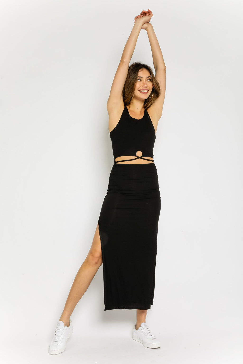 Rhiannon Dress Black