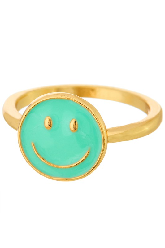 All Smiles Ring