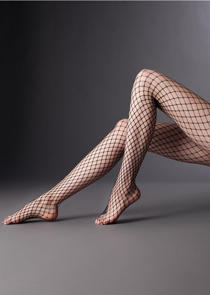 Eclipse Fishnet Tights