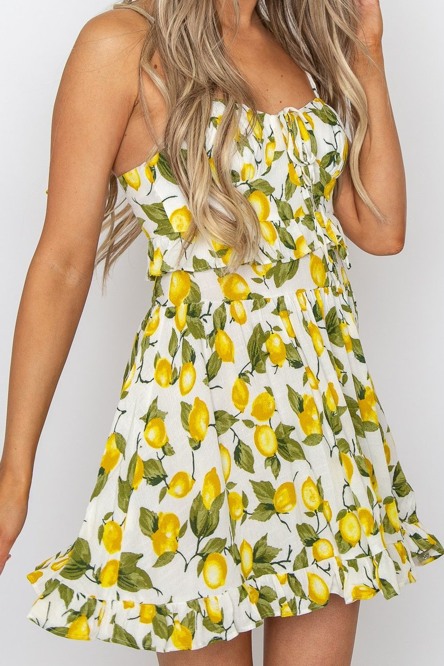 Lemon Tree Dress