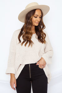 Megan Sweater Beige