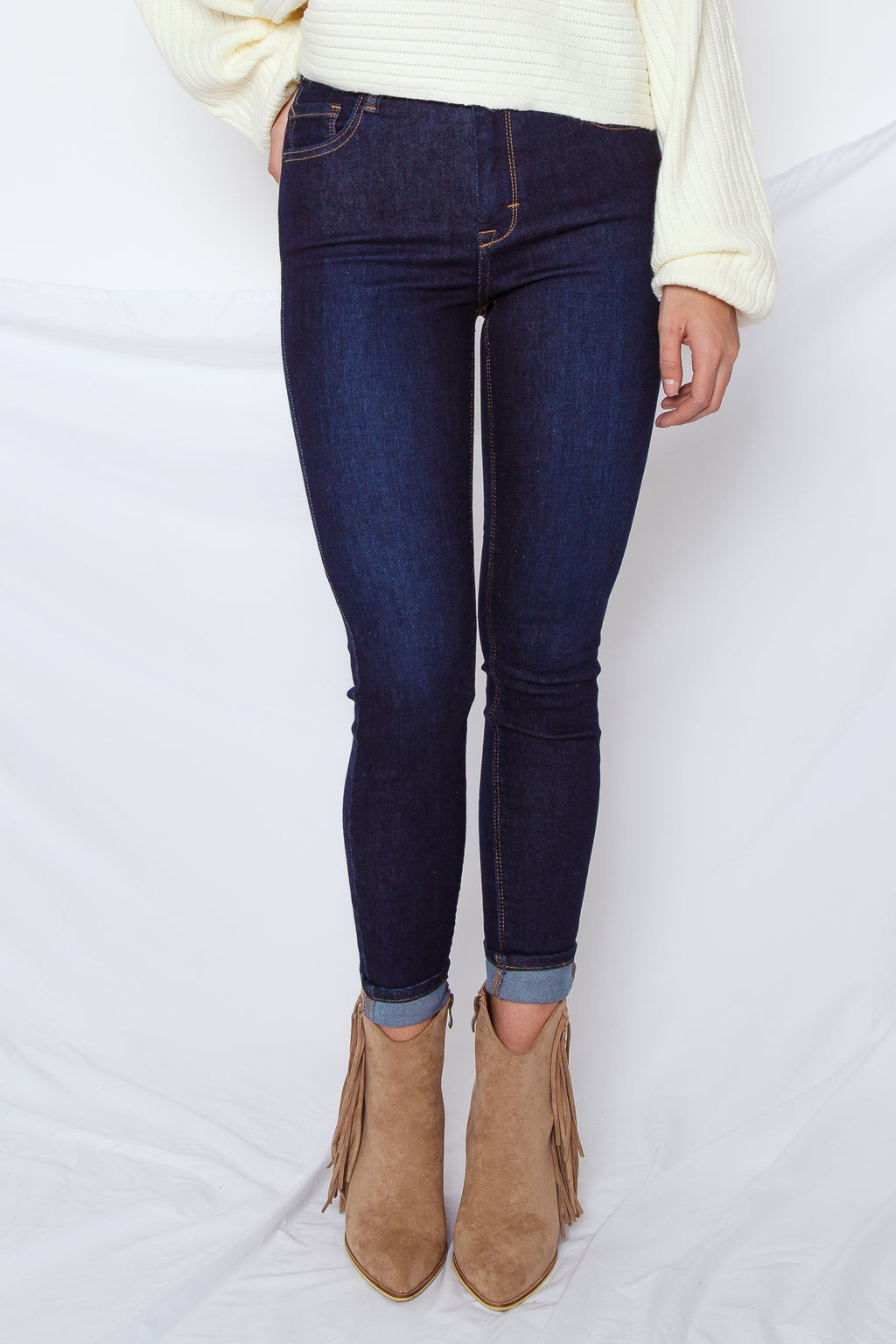 Emma High Rise Skinny