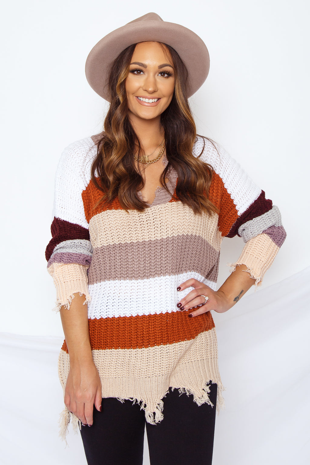 Ciera Tunic Sweater