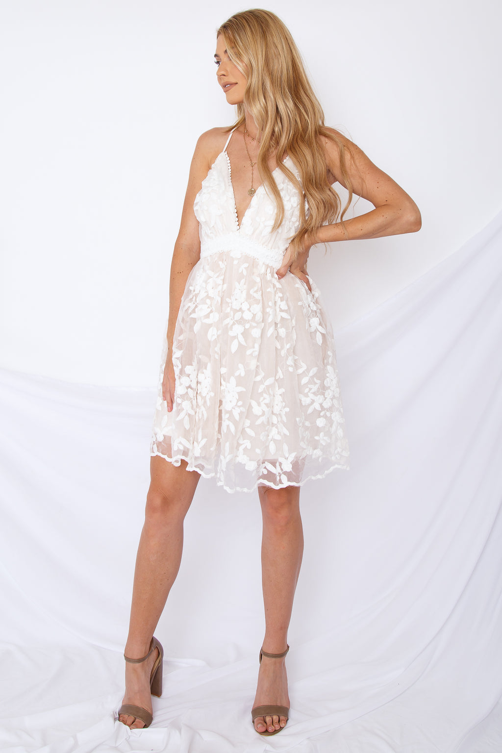 Lucy Lace Dress