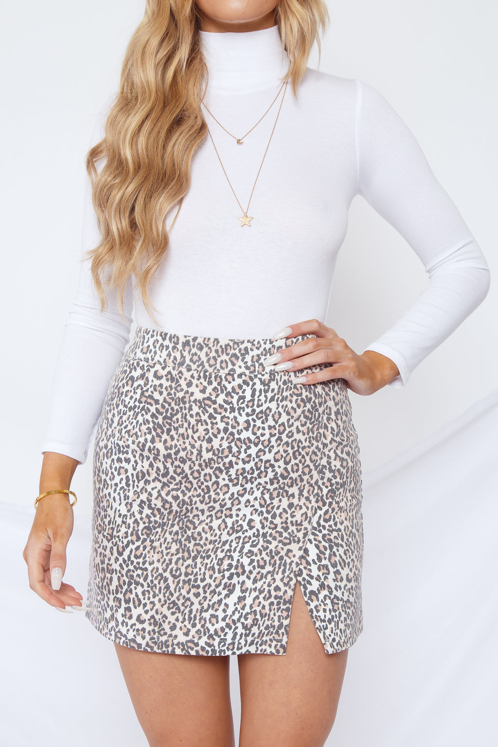 Night Out of Town Skirt