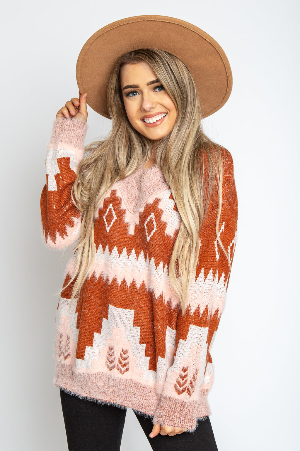 Aztec Sweater
