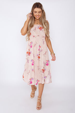 Karina Midi Dress