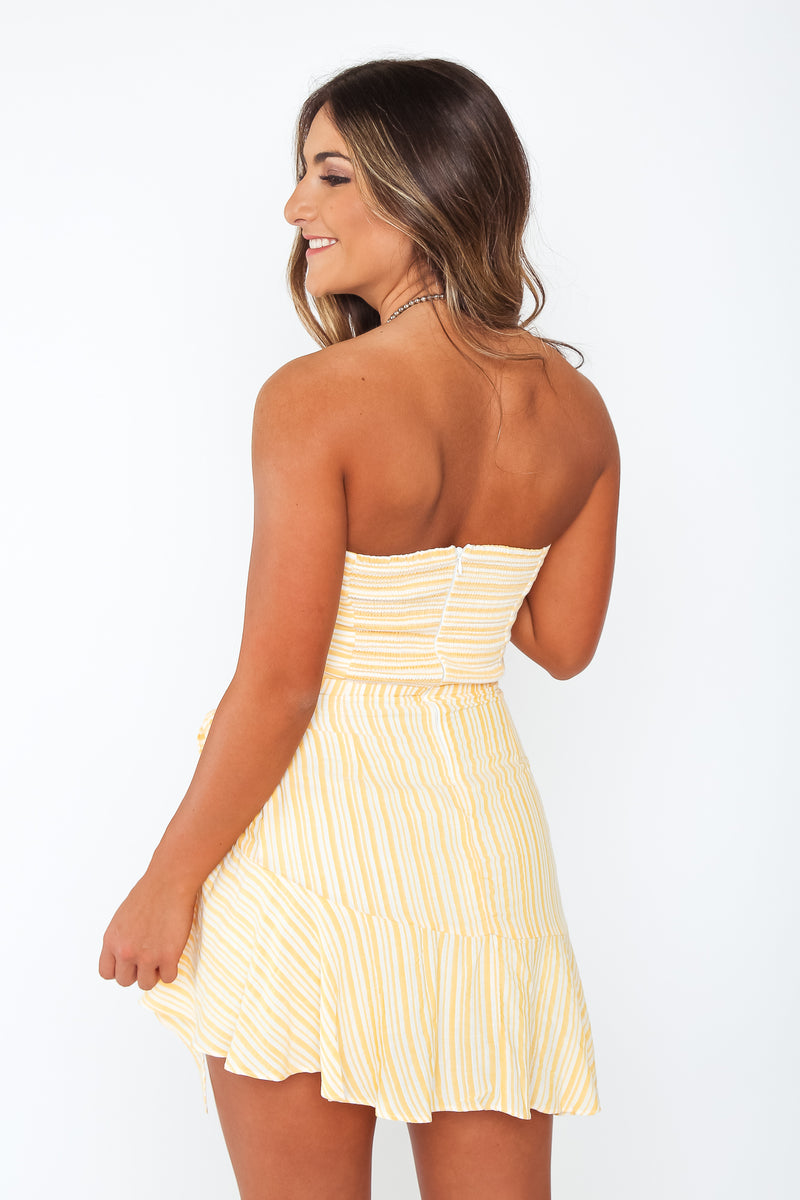 Sunshine Mini Dress