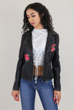Ryder Vegan Leather Jacket