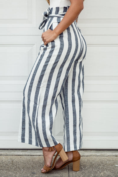 Adeline Pants Navy