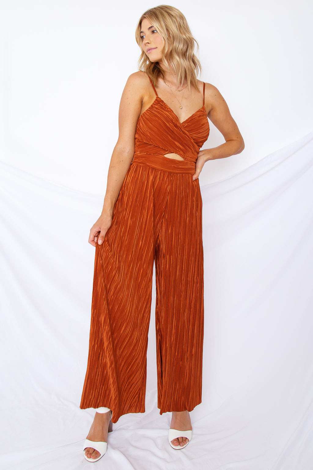 Take A Chance Jumpsuit
