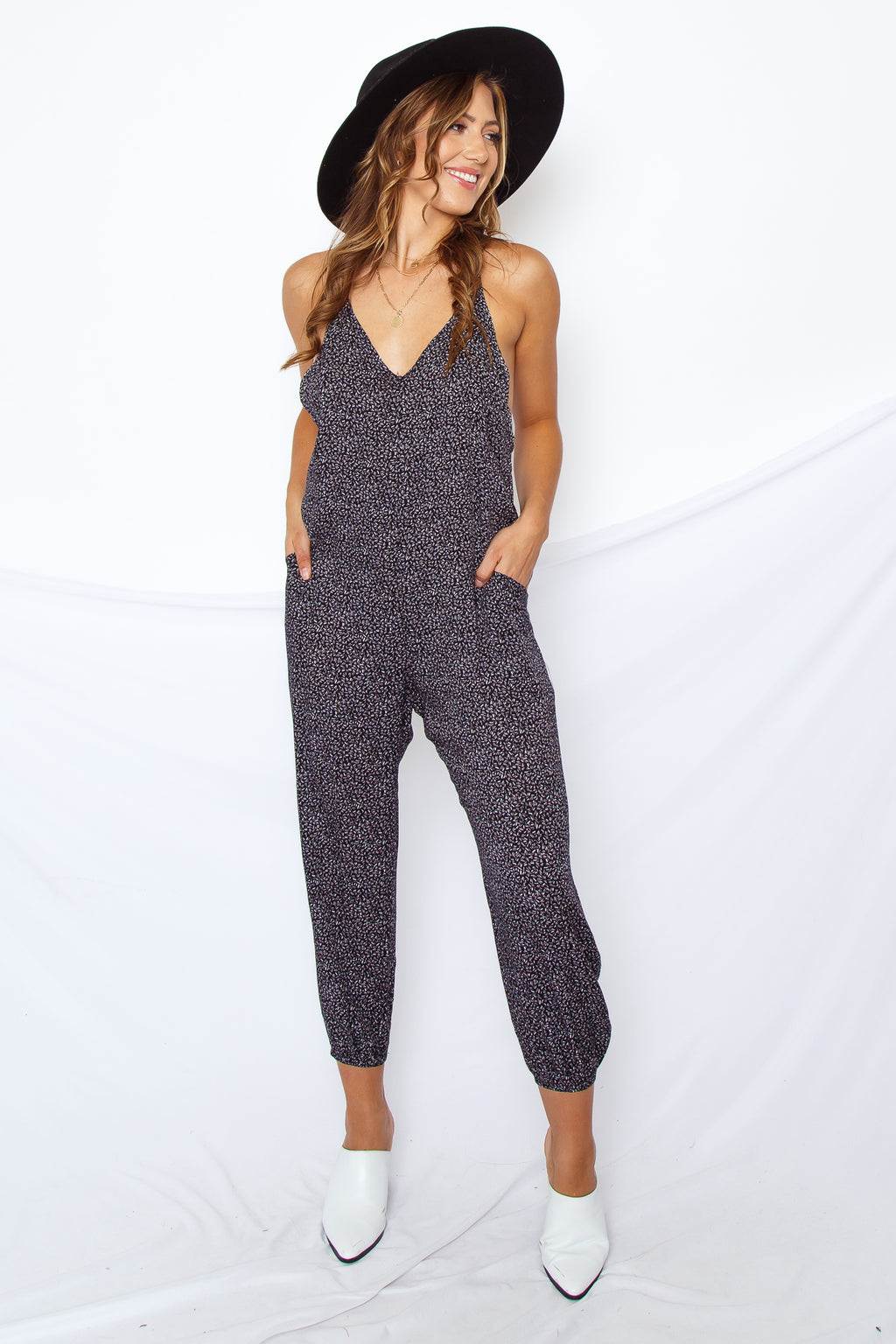 Geometric Jumpsuit