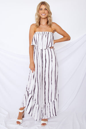 Sail Away With Me Jumpsuit