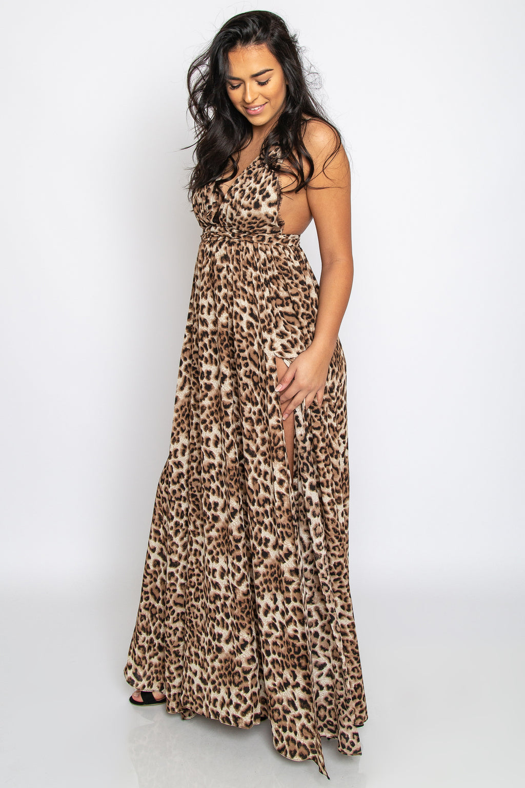 Sphinx Maxi Dress