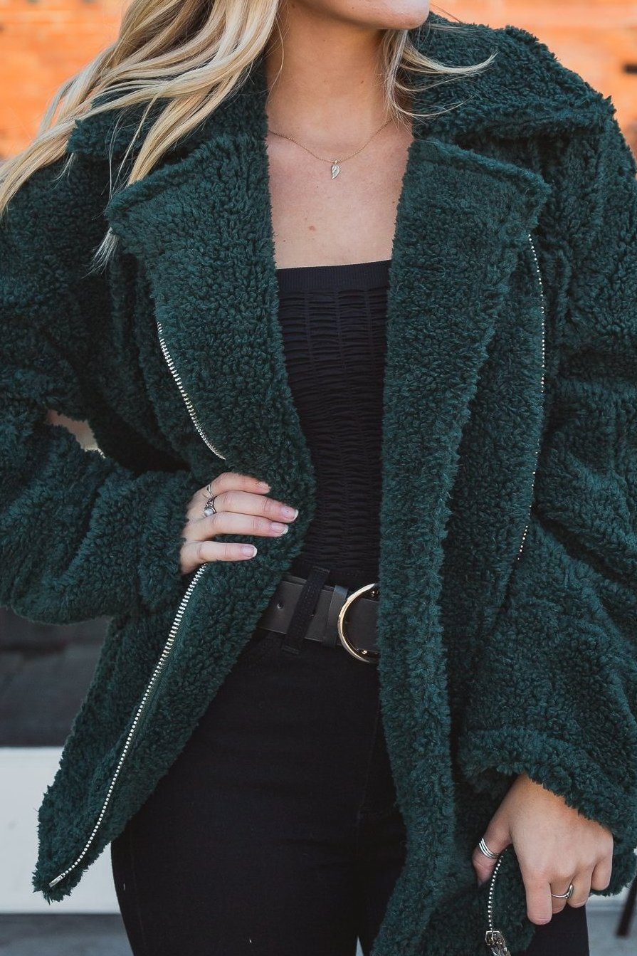 Evergreen Jacket