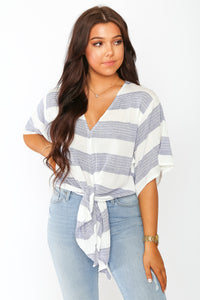 Ingrid Striped Top