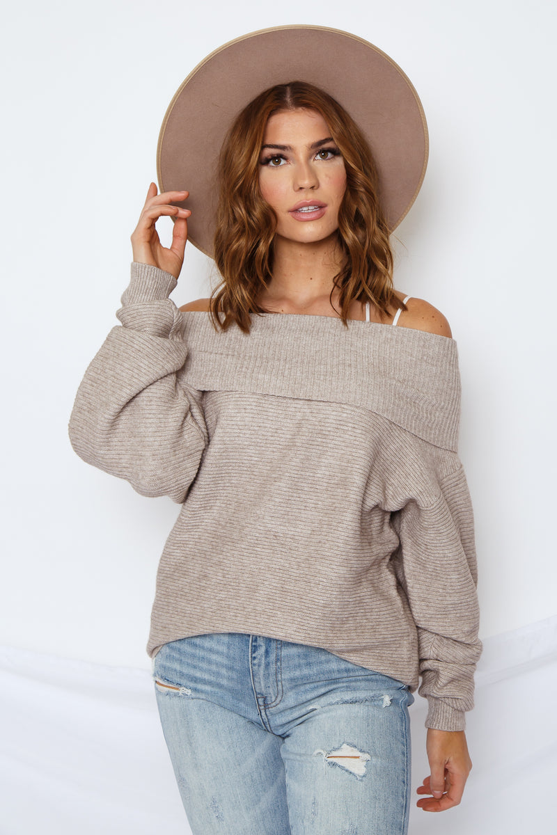Gretchen Ribbed Turtleneck Sweater