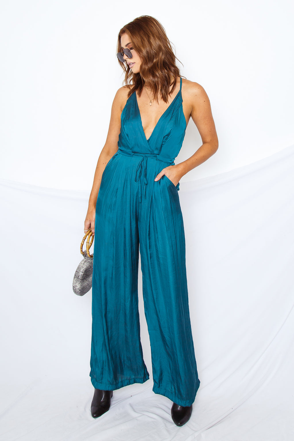 Event Ready Jumpsuit