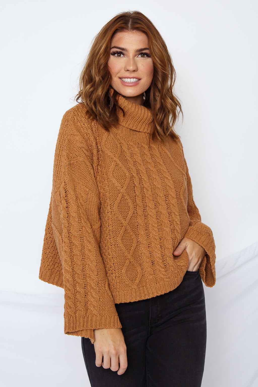 Amber Sweater