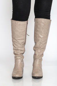 Victoria Lace Up Boot