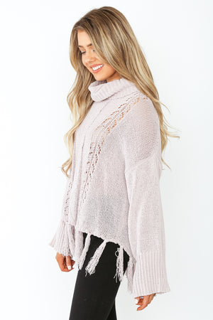 Shelly Sweater Mauve