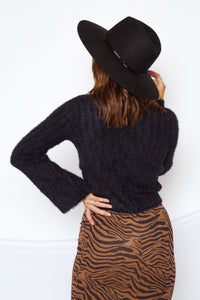 Margot Sweater Black