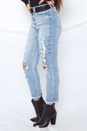 Rory High Rise Jean