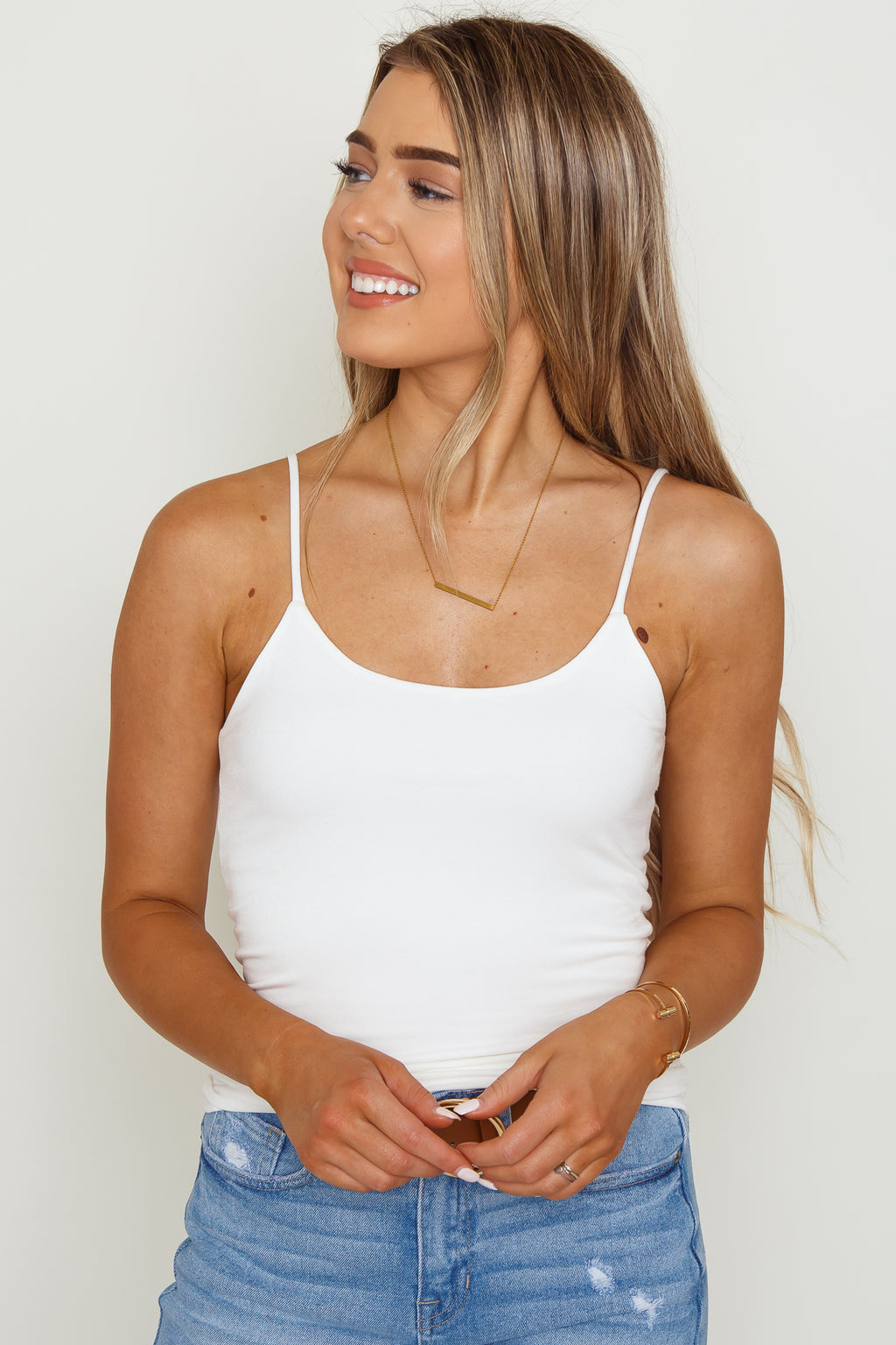 Lyric Cami Top