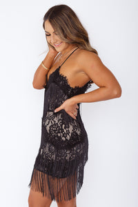 Betty Fringe Dress