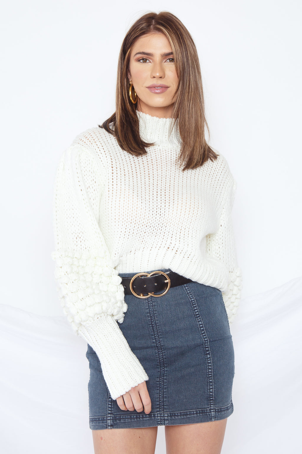 Alyssa Knit Sweater
