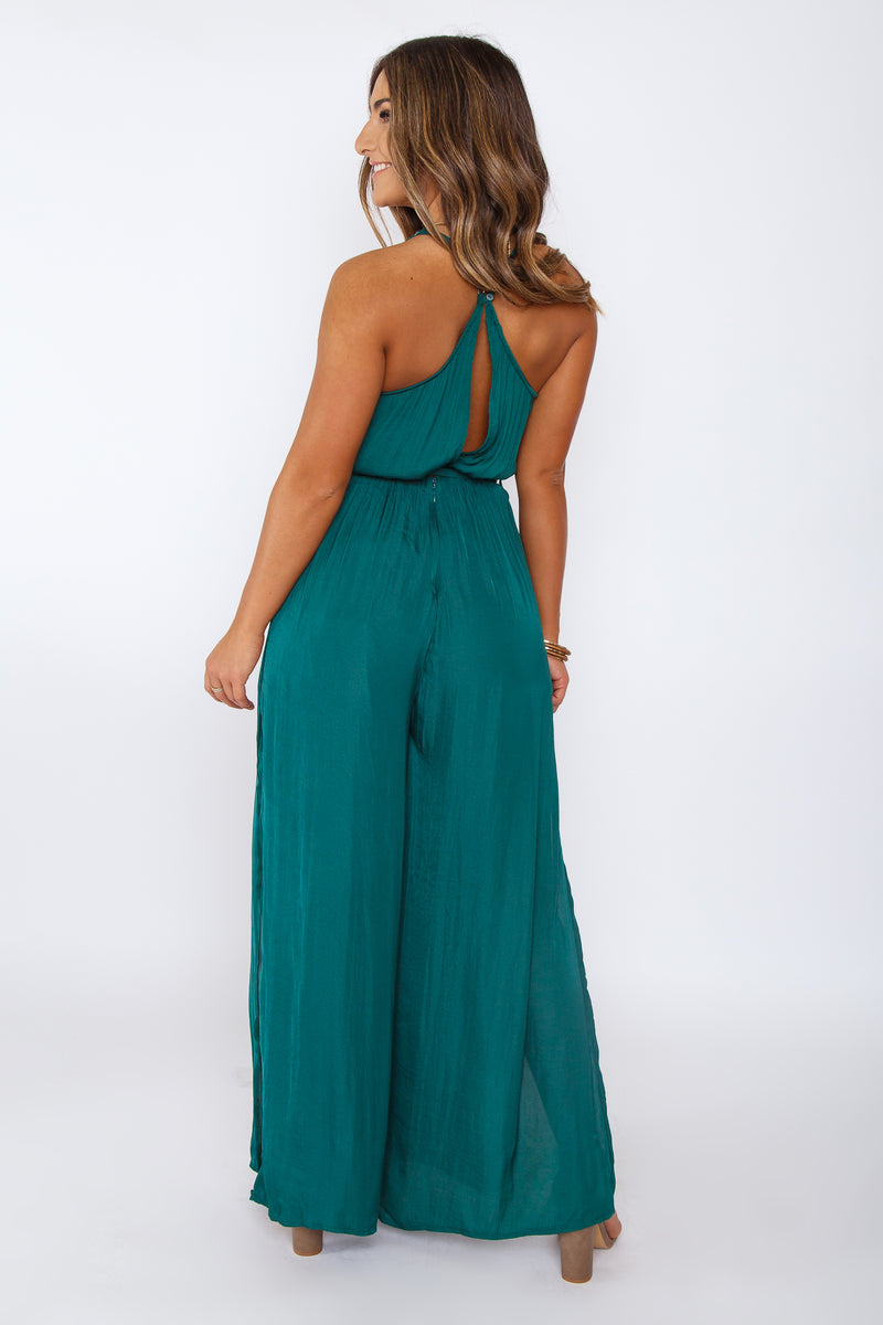 Evergreen Jumpsuit