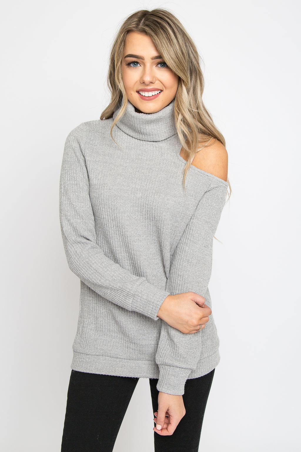 Thalia Turtleneck Sweater