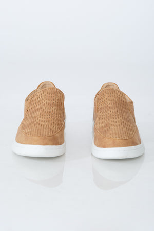 Yura Slip On Sneaker Tan