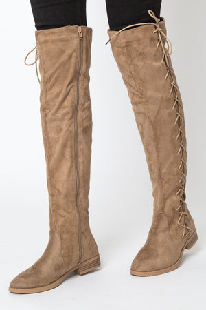 Brodie Lace Up Boot
