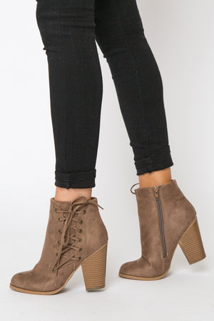 Greg Lace Up Bootie