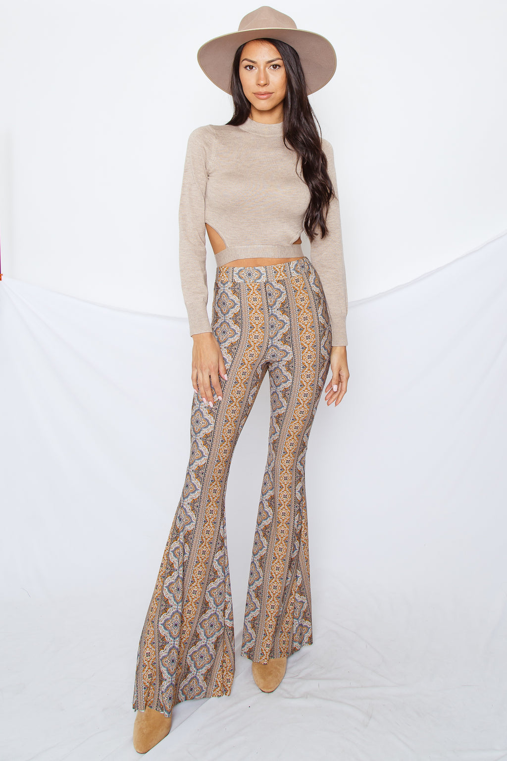 Merida Bell Bottoms
