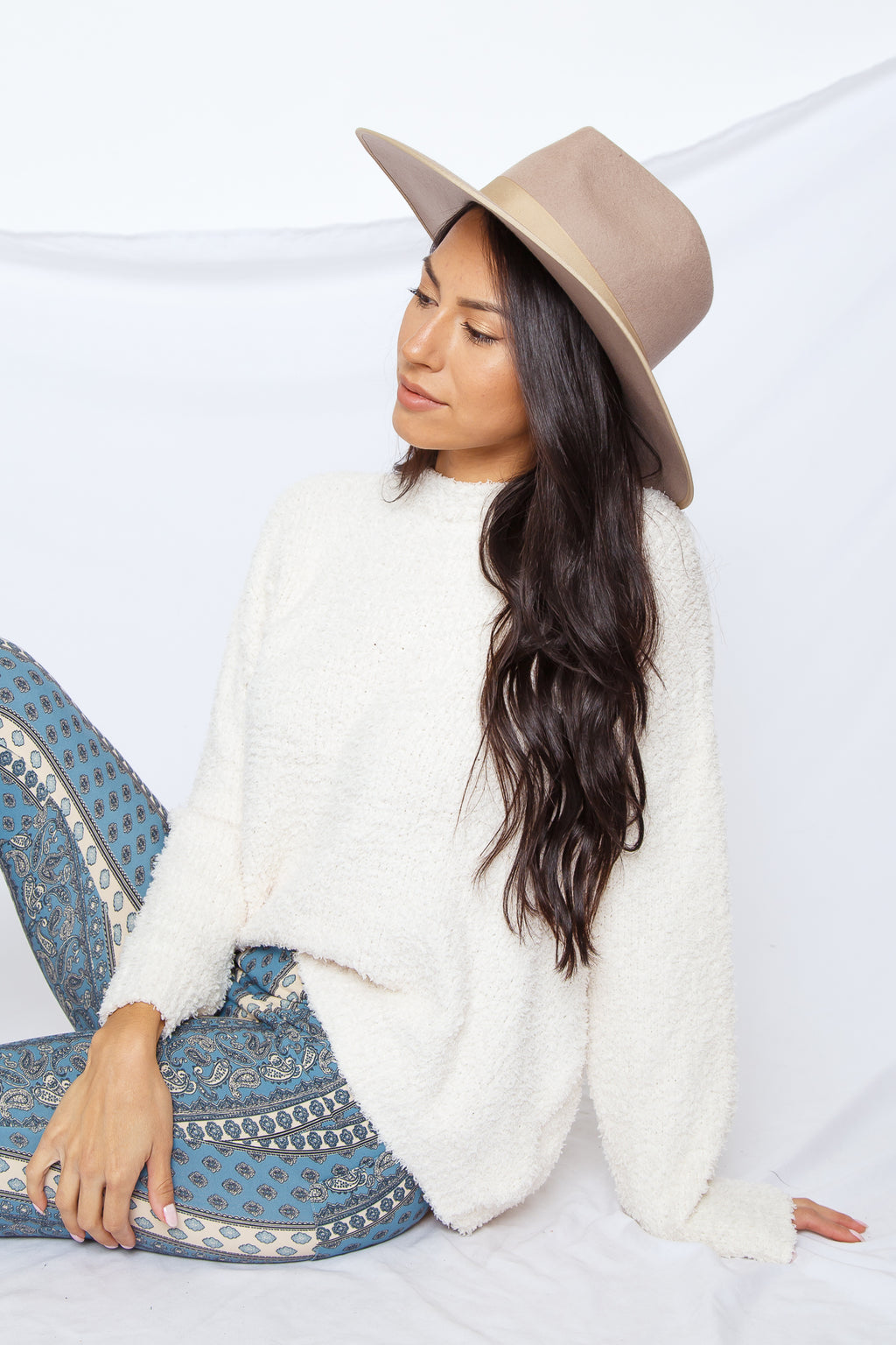 Soft & Cozy Pullover