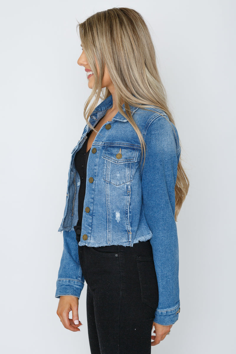 Ranger Denim Jacket Medium Wash
