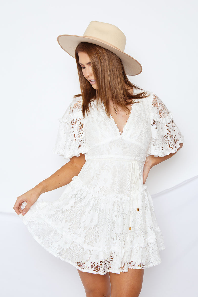Eileen Lace Dress
