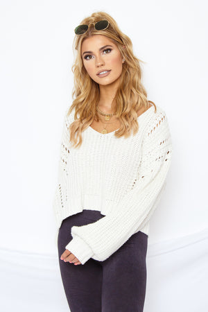 Aria Sweater Top