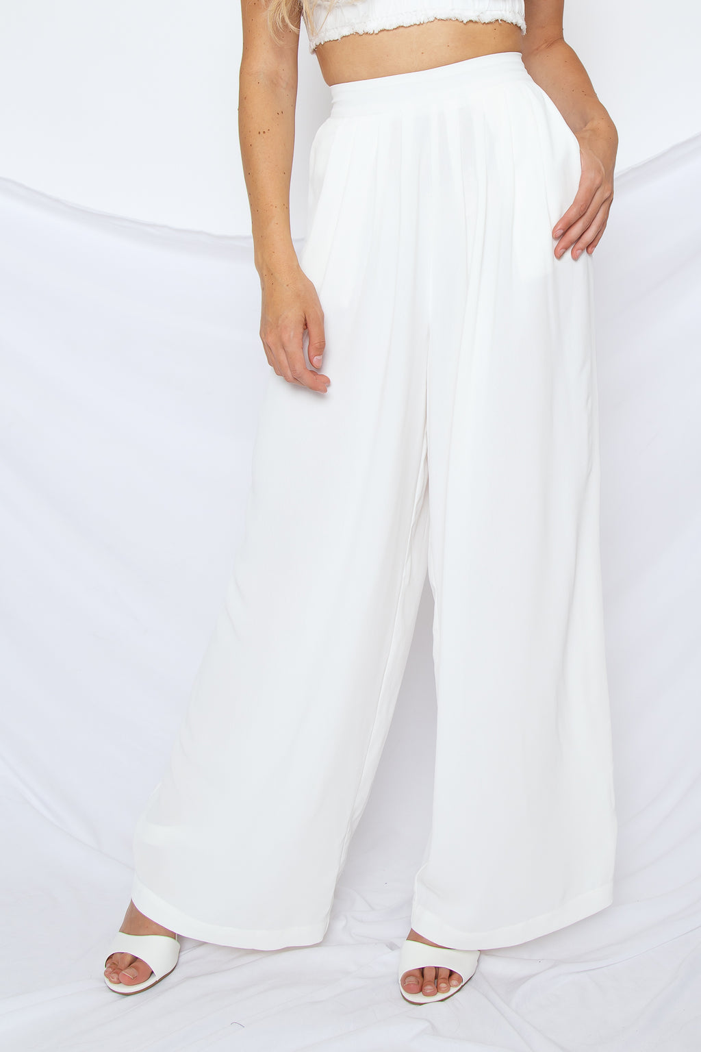 Wide Leg Sunshine Pants