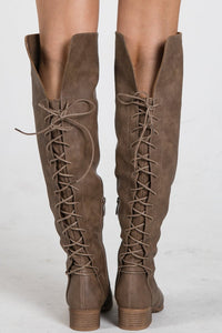 Arthur Lace Up Boot