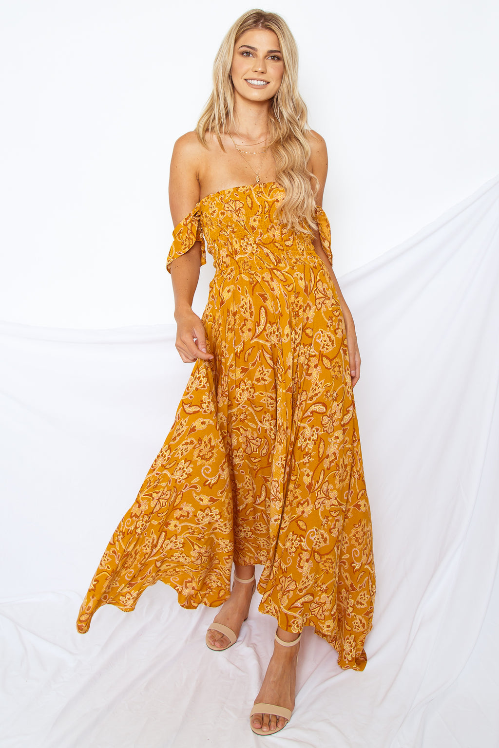 Golden Hour Maxi